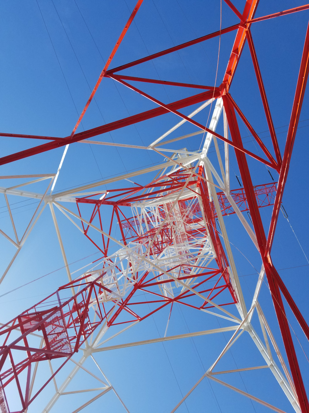 Tower Painting And Pole Painting Services Seacor Painting
